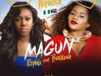 Niniola Magun Remix Mp3 Download