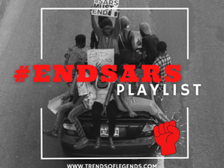 EndSARS Playlist