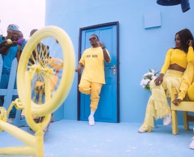 Olamide Greenlight Video Mp4 Download