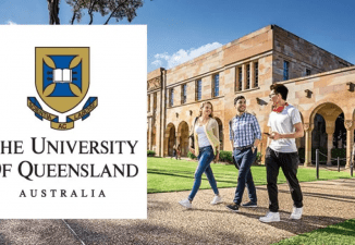 Scholarship University of Queensland Australia 2021