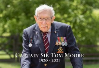 Captain Sir Tom Moore