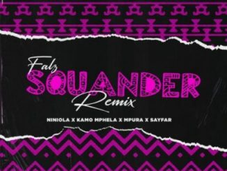 Falz Squander Remix Mp3 Download