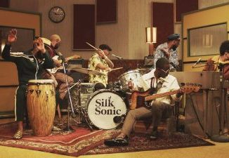 Bruno Mars, Anderson .Paak, Silk Sonic Leave the Door Open Video Download