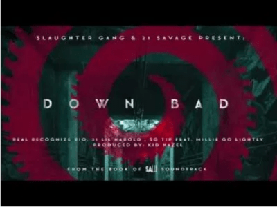 Real Recognize Rio Down Bad Song Download