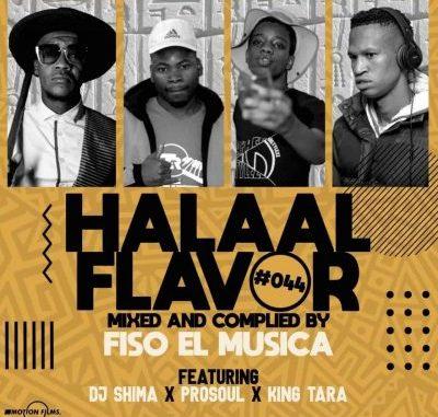 DJ King Tara Halaal Flavour #044 Mix Mp3 Download