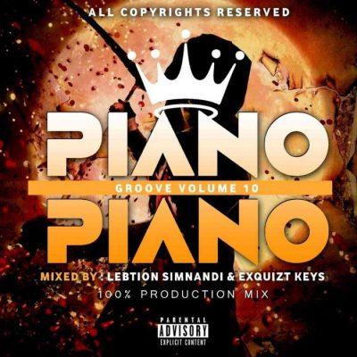 Lebtiion Simnandi & EquiztKeys Piano Groove Vol. 10 MP3 Download