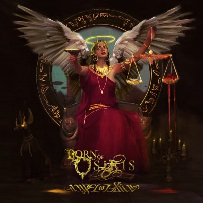 Born of Osiris Angel Or Alien Album Download