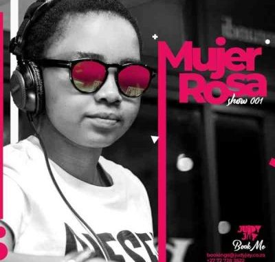Judy Jay Mujer Rosa Show 01 MP3 Download