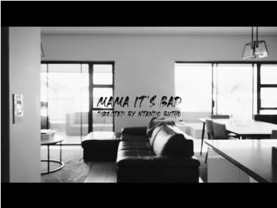 Blxckie Mama It's Bad 2 Mp4 Video Download