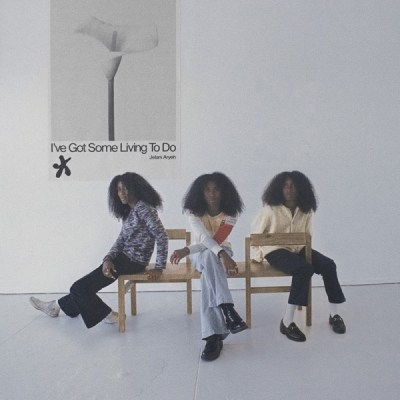 Jelani Aryeh I've Got Some Living To Do Album Download