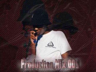 P-Man SA Production Mix 009 MP3 Download