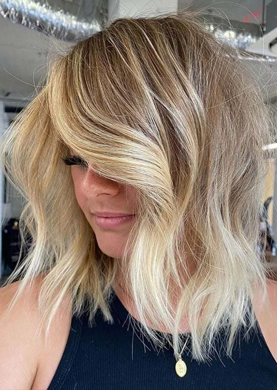 Charming Honey Balayage Hair Color Trends in 2020