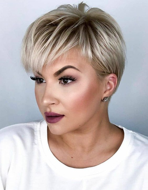 Unique Look of Short Pixie Haircuts for 2020