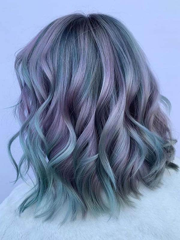 Gorgeous Pastel Hair Color Trends for Women in 2020
