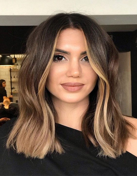 Most Alluring Medium Brown Hair Ideas for Young Girls