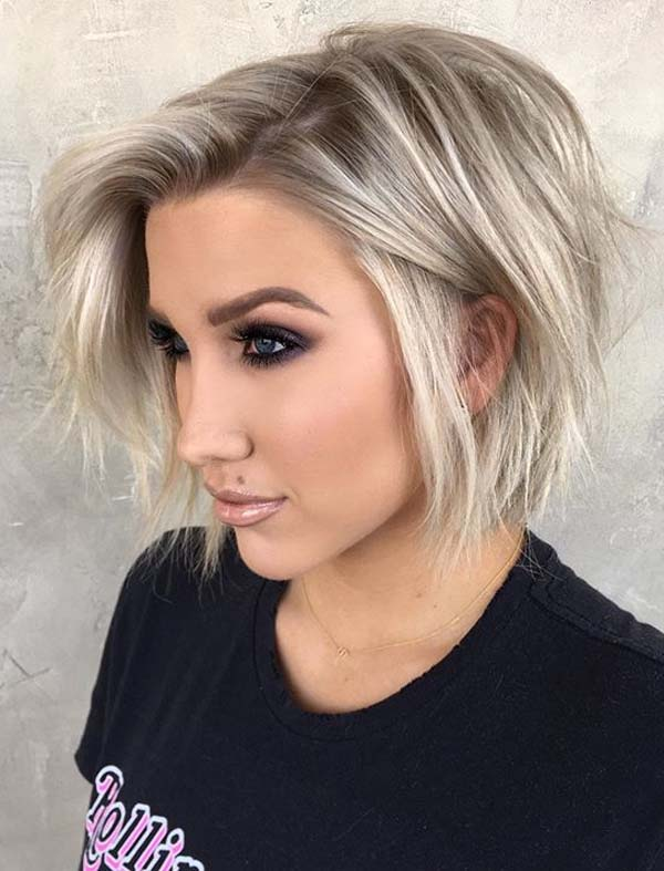 Fantastic Short Blonde Haircuts for Ladies to Show Off in 2020