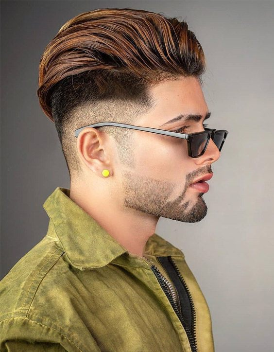 Modern Ideas of Mens Haircuts & Style In 2020