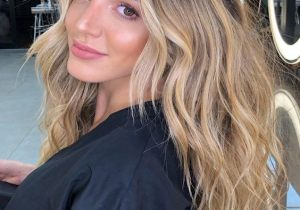 Pretty Style of Brown Balayage Hair for Stylish Girls