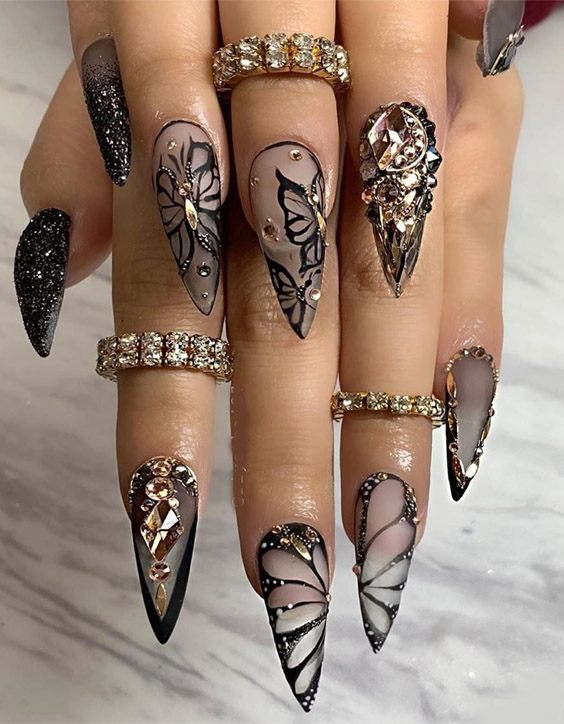 The Best & Most Stylish Nail Art Ideas to Copy Now