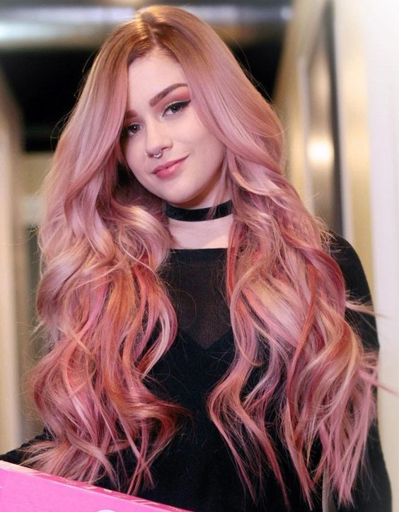 Awesome Long Hair Color Trends & Shades for 2020