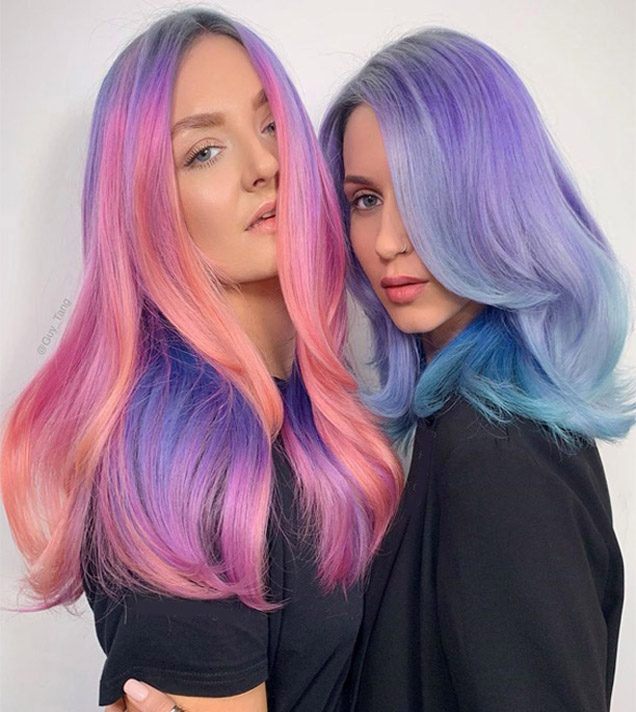 Graceful & Best Hair Color Looks for 2020