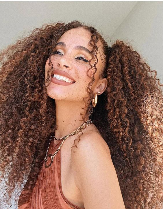 Perfect Style & Cuts of Long Curly Hairstyles for 2020