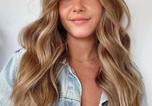 Latest Long Hairstyles with Fringes for Women 2020