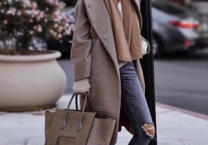 Elegant Look of Fall Fashion Style to Wear Right Now