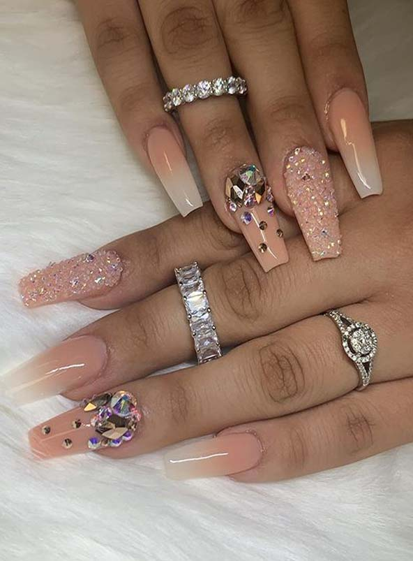 Fantastic Ombre Nail Arts and Images to Copy Nowadays