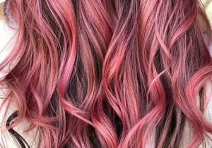 Beautiful rose gold hair Color Shades You Must Try in 2020
