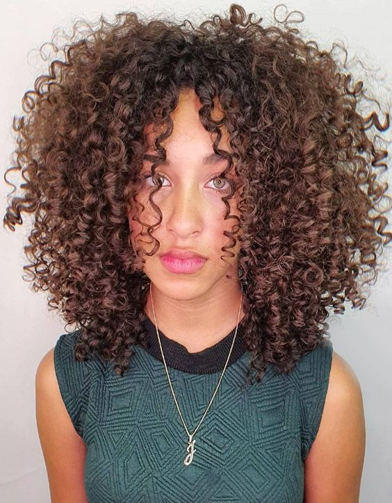 Delightful Curly Haircuts & Hairstyles to wear Now