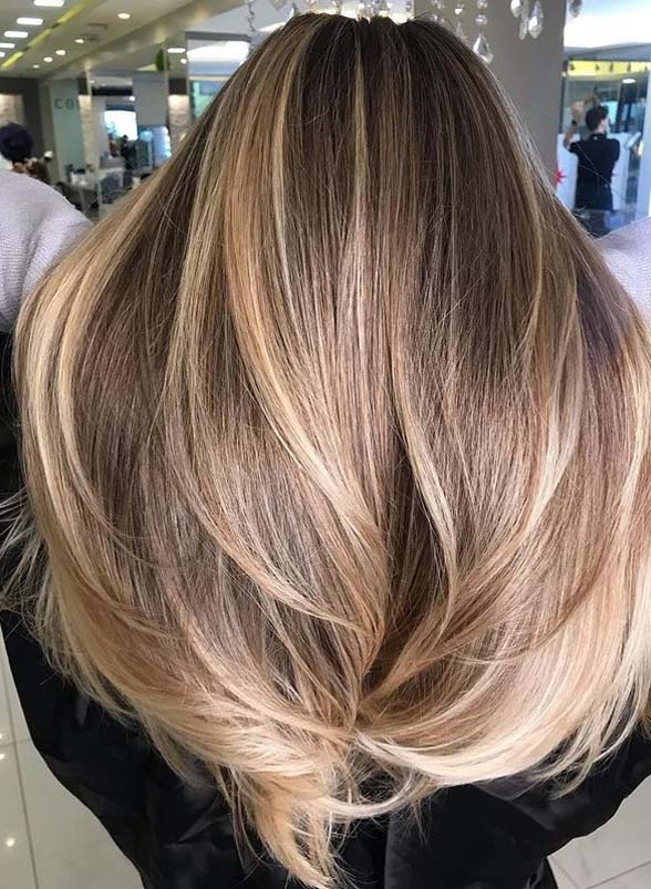 Effortless Balayage Hair Color Ideas to Follow