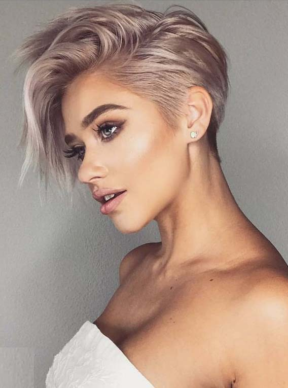 Fantastic Short Haircut Styles to Sport