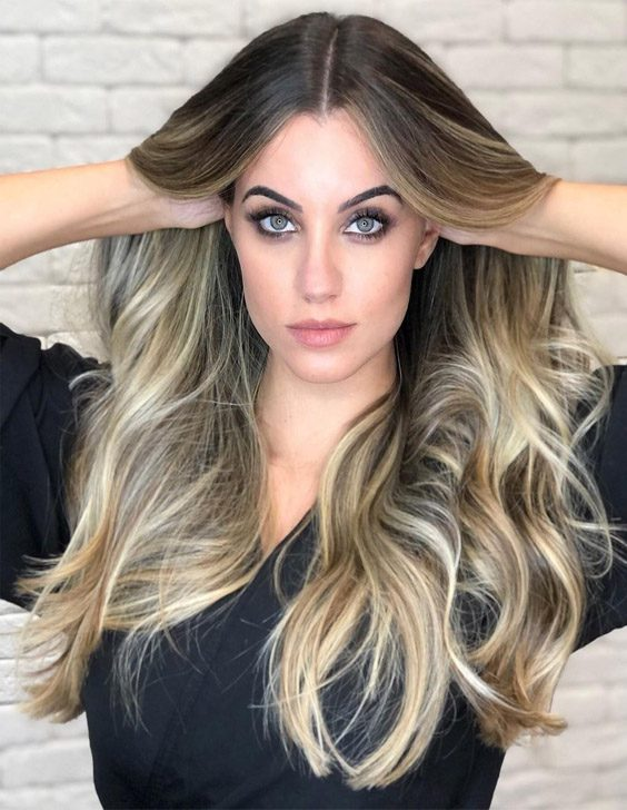 2021 Modern Hair Color Look to Copy Now