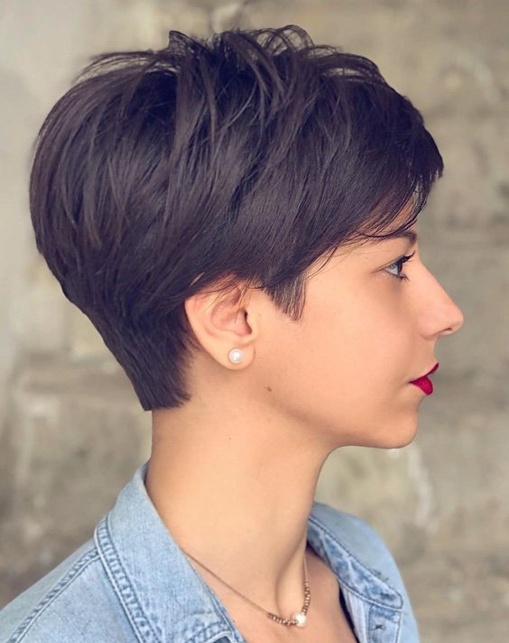 Smartest Style of Short Hair for Girls to Try Now