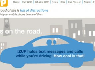 GetiZUP.com – Holder dine fingre på rattet