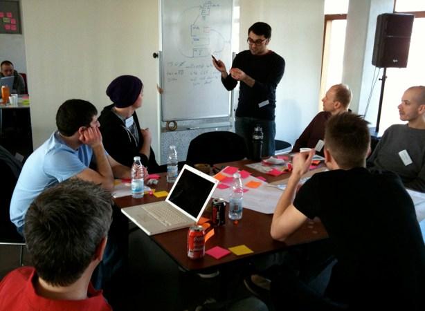 Fokus – Startupweekend – Udsigten til en stjerne på IT-himlen