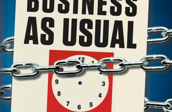 Ugens Boganbefaling #3 – The End of Business As Usual
