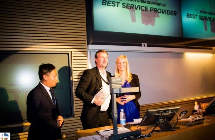 Nordic Startup Awards og<br> vinderne er…