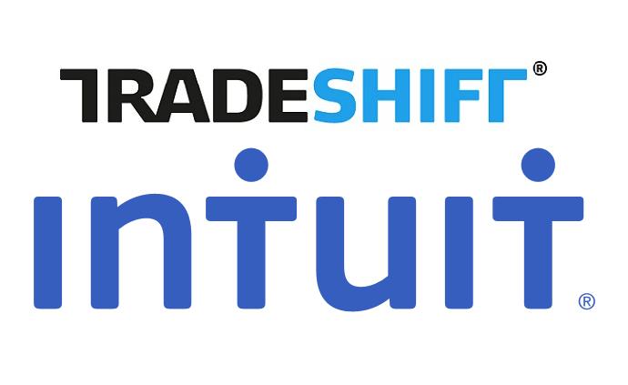 Breaking news: Tradeshift indgår i partnerskab med Intuit