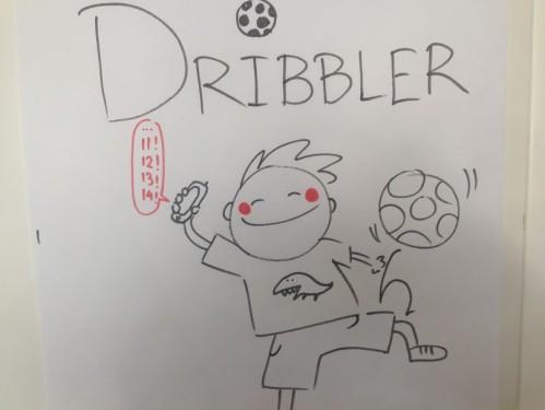 Dribbler