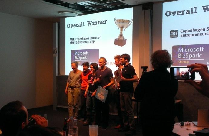 Edify vandt Startup Weekend Copenhagen Media
