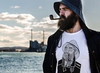 LAKOR Soulwear – udkantsdanmark på skateboard