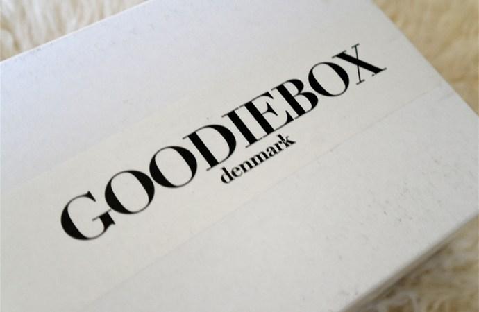 Alt i én box – en GOODIEBOX.