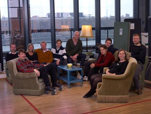 GruppeFoto_TalentFabrikken_foto af Asbjørn Haslov