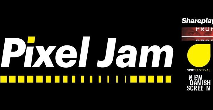 Interaktivt navneskilt vinder hovedpris på Pixel Jam 2013