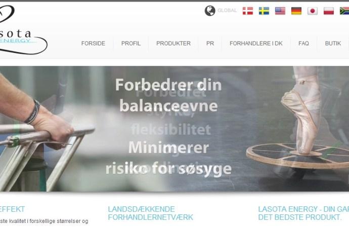 Dansk startup på det alternative marked med energi armbånd