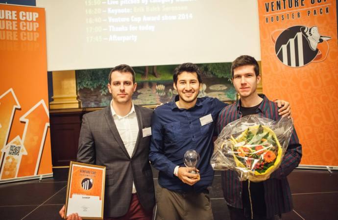 Fodboldglæde skaber iværksætter-vindere
