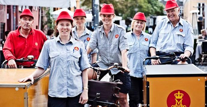 Post Danmark vækster indenfor distribution af dagligvarer