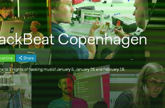 HackBeat vil disrupte musikbranchen – du kan være med
